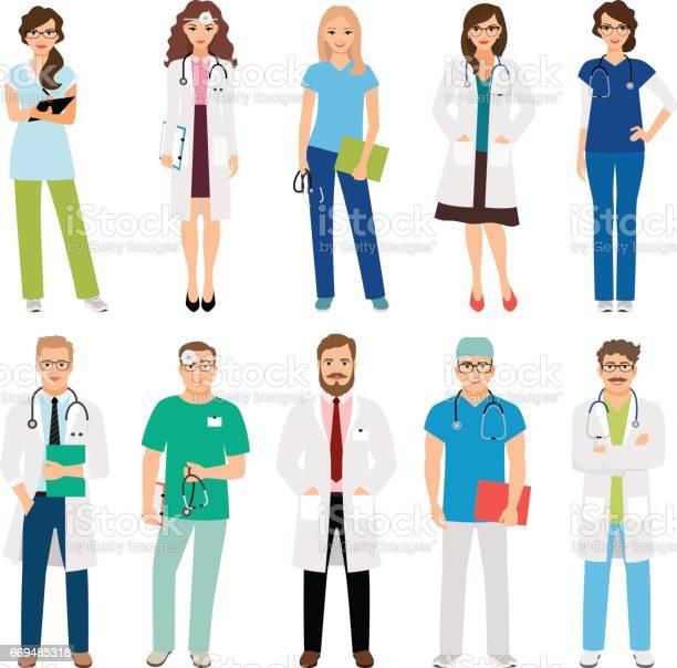 Healthcare medical team workers vector id669485318?b=1&k=6&m=669485318&s=612x612&h=to0mm vddk7zsyu5yt1fwbbatidwx7or9ulzjiuuhky=