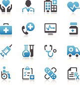 Healthcare & Medicine Icons