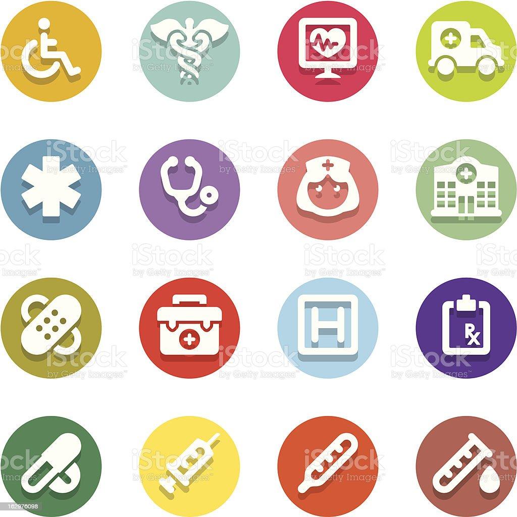 Healthcare & Medicine_Motley series_15 royalty-free stock vector art