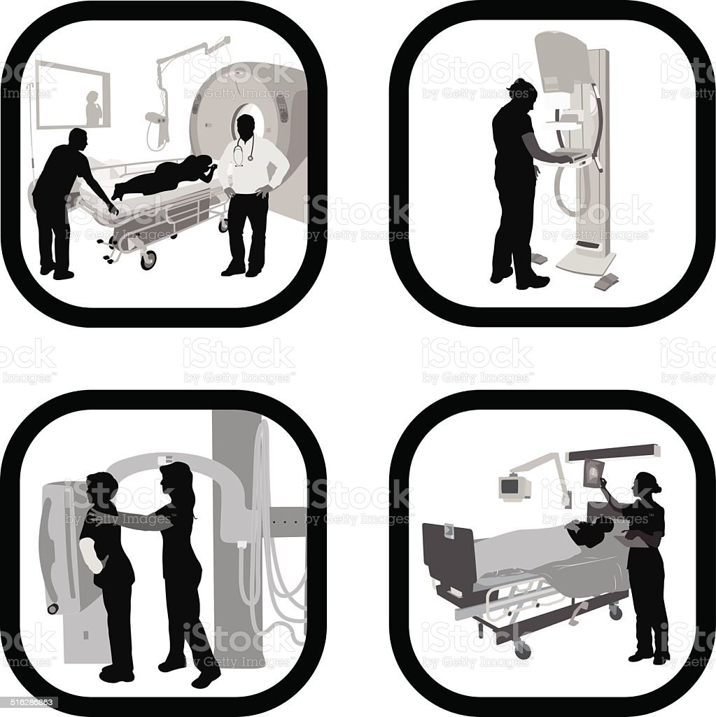 HealthcareCost vector art illustration