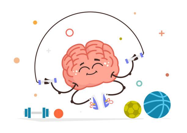 Brain Gym - Banco de fotos e imágenes de stock - iStock