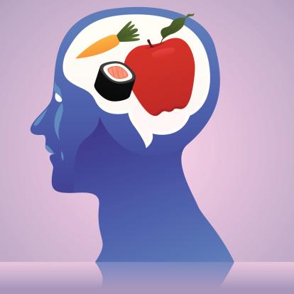 Healthy food thinking
