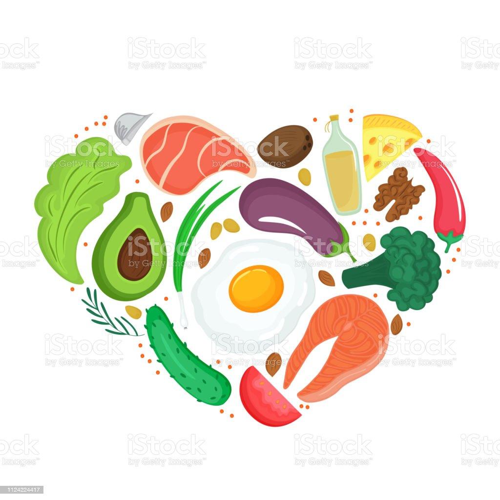 Gemüse für die Ketodiät
