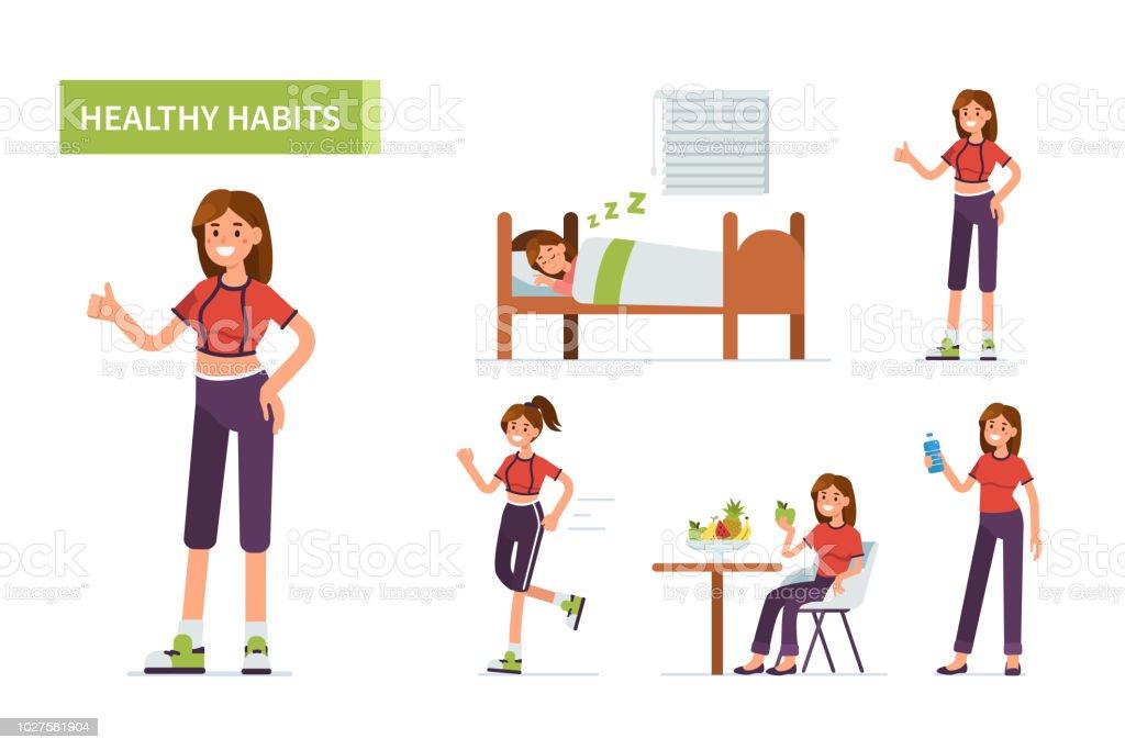 habitos saludables en adolescentes