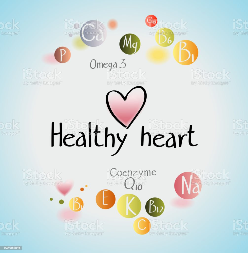 A healthy heart is the essential trace elements that are necessary...