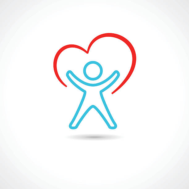 Best Healthy Heart Illustrations, Royalty-Free Vector ...