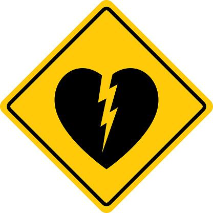 Heart Attack Warning Sign