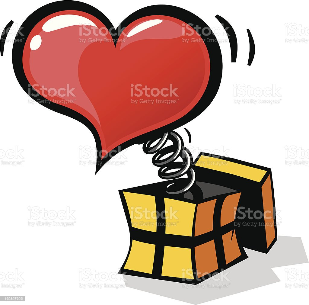Heart box royalty-free heart box stock vector art & more images of anniversary