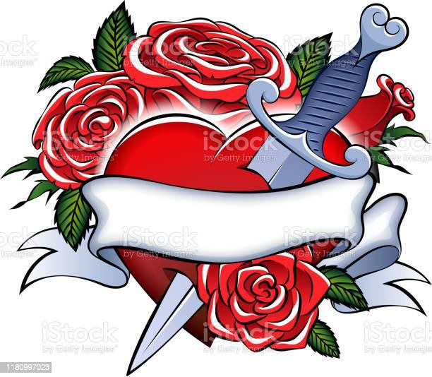 Heart dagger and roses tattoo vector id1180997023?b=1&k=6&m=1180997023&s=612x612&h=py8u2bxcc4doawxfw9khix1htpfzte4rjetufe47t c=