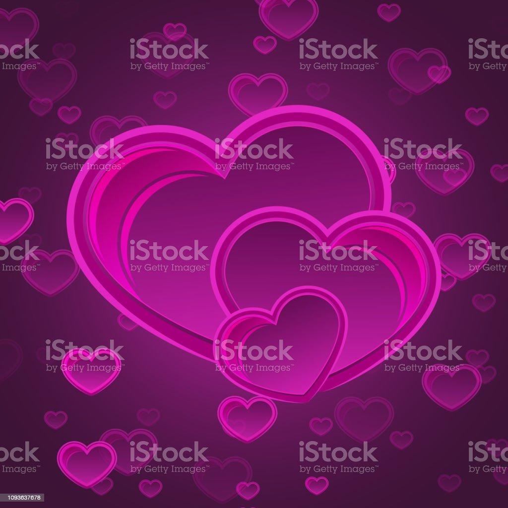 Hart Liefdesverklaring Briefkaart Gefeliciteerd Met