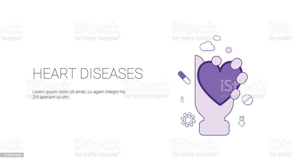 Banner De Web De Las Cardiopatías Con Copia Espacio CardiologÍa ...
