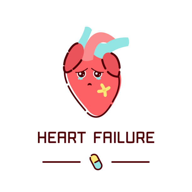 Royalty Free Heart Attack Clip Art, Vector Images ...