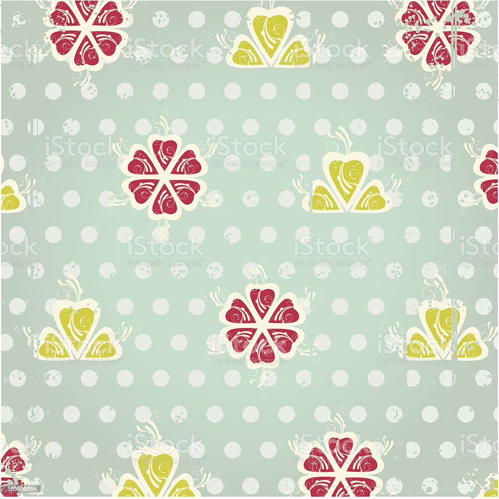 heart flowers background royalty-free heart flowers background stock vector art & more images of backgrounds