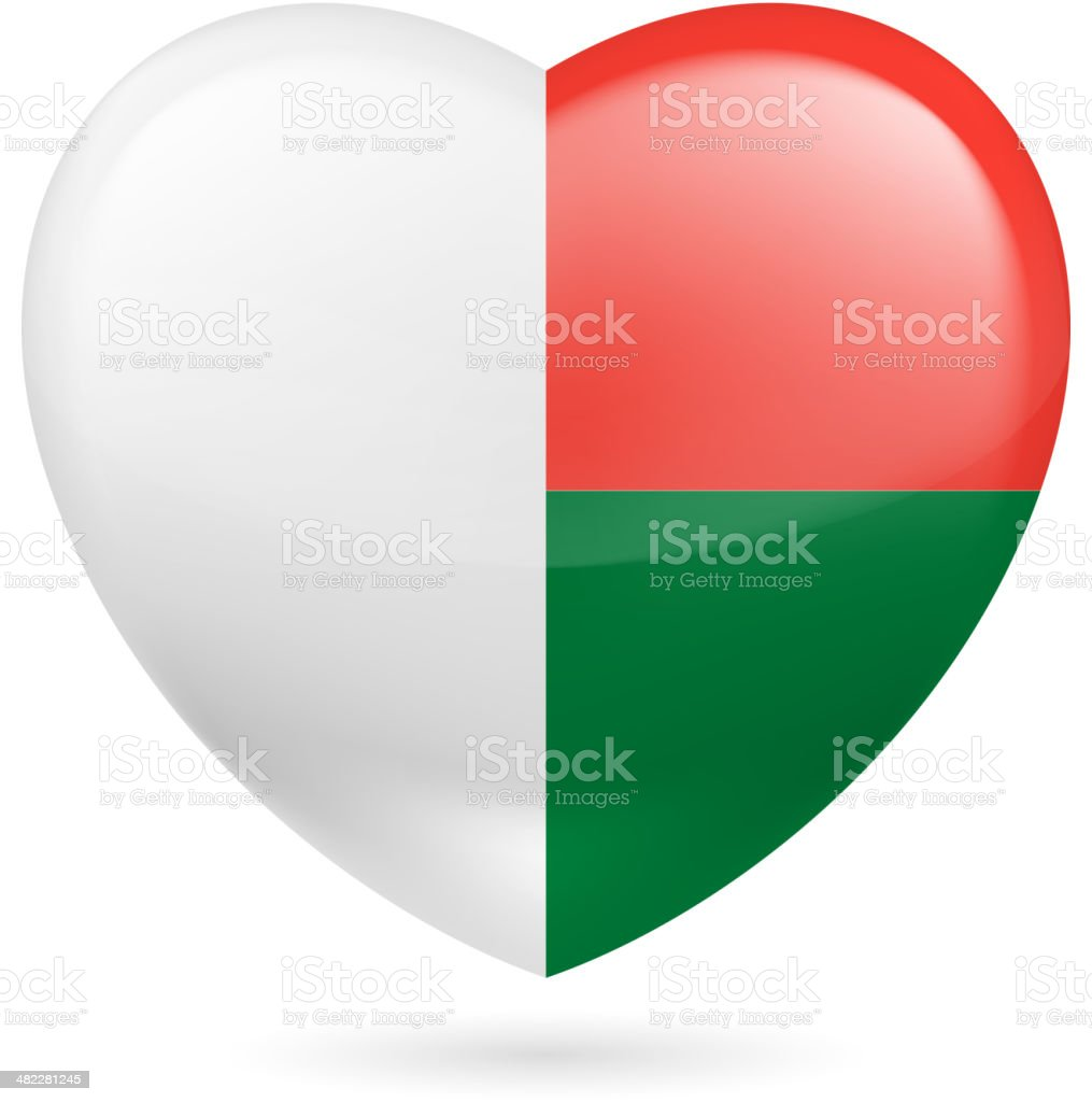 Heart icon of Laos royalty-free heart icon of laos stock vector art & more images of adulation