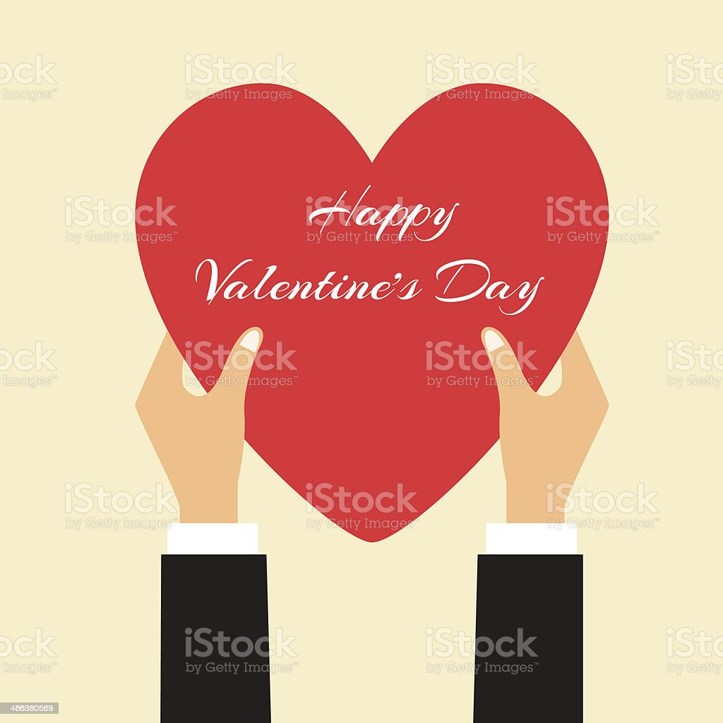 heart in hands royalty-free heart in hands stock vector art & more images of accidents and disasters