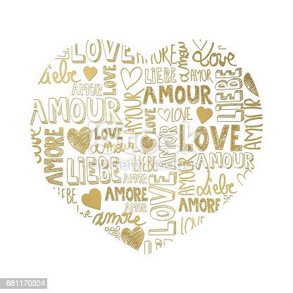 istock Heart of love 681170324