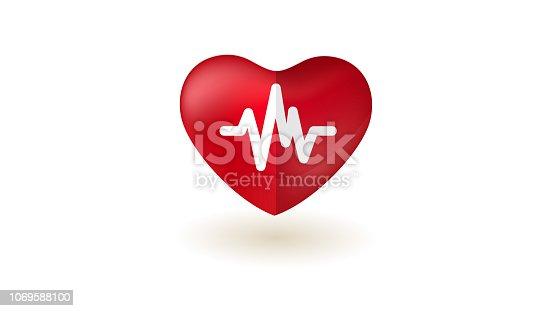 Heart Pulse Icon