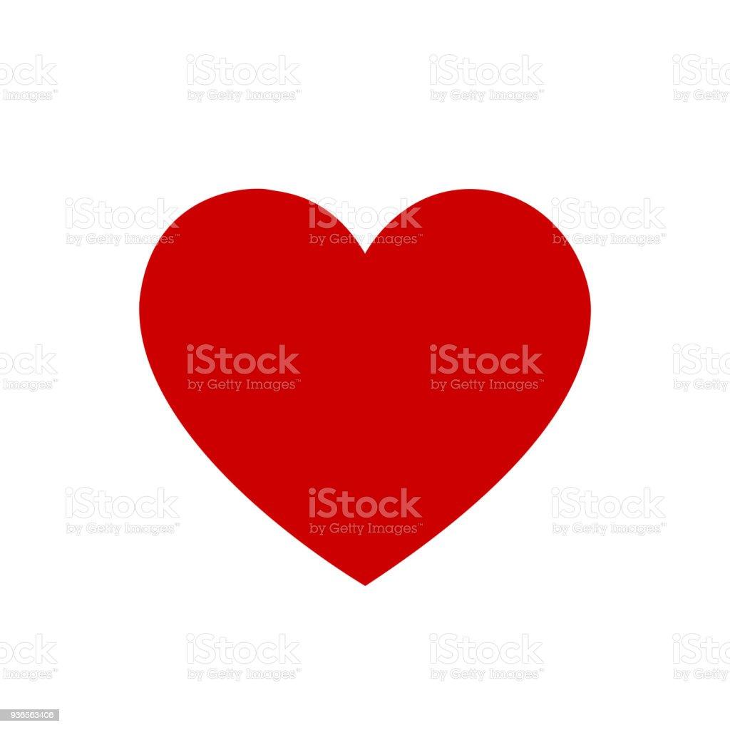 Heart Shape - arte vettoriale royalty-free di 2018