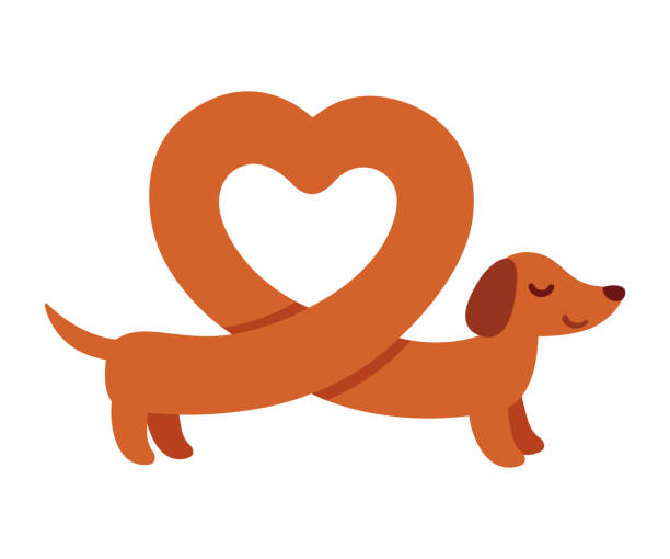 2,242 Dog Valentine Illustrations, Royalty-Free Vector Graphics & Clip Art - iStock