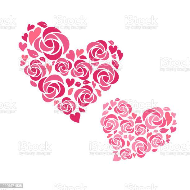 Heart shaped flower decoration icon vector id1129571538?b=1&k=6&m=1129571538&s=612x612&h=5h4cv7xdo0rkmhtsya9zmgdkls4lz nxwqtbyvgh7qi=