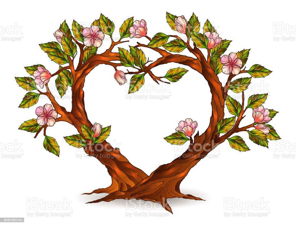 Ağaç Dallarından Kalp Nasıl Yapılır