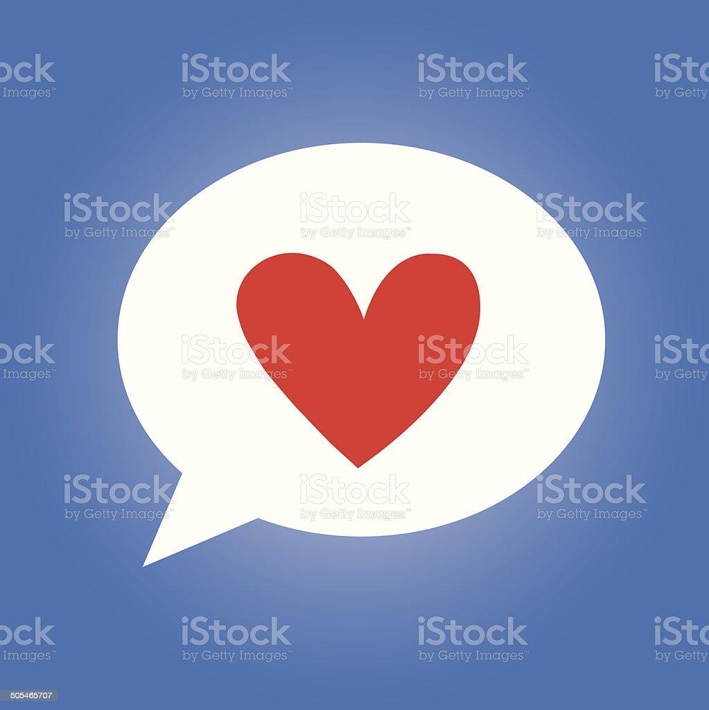 Heart Symbol vector art illustration