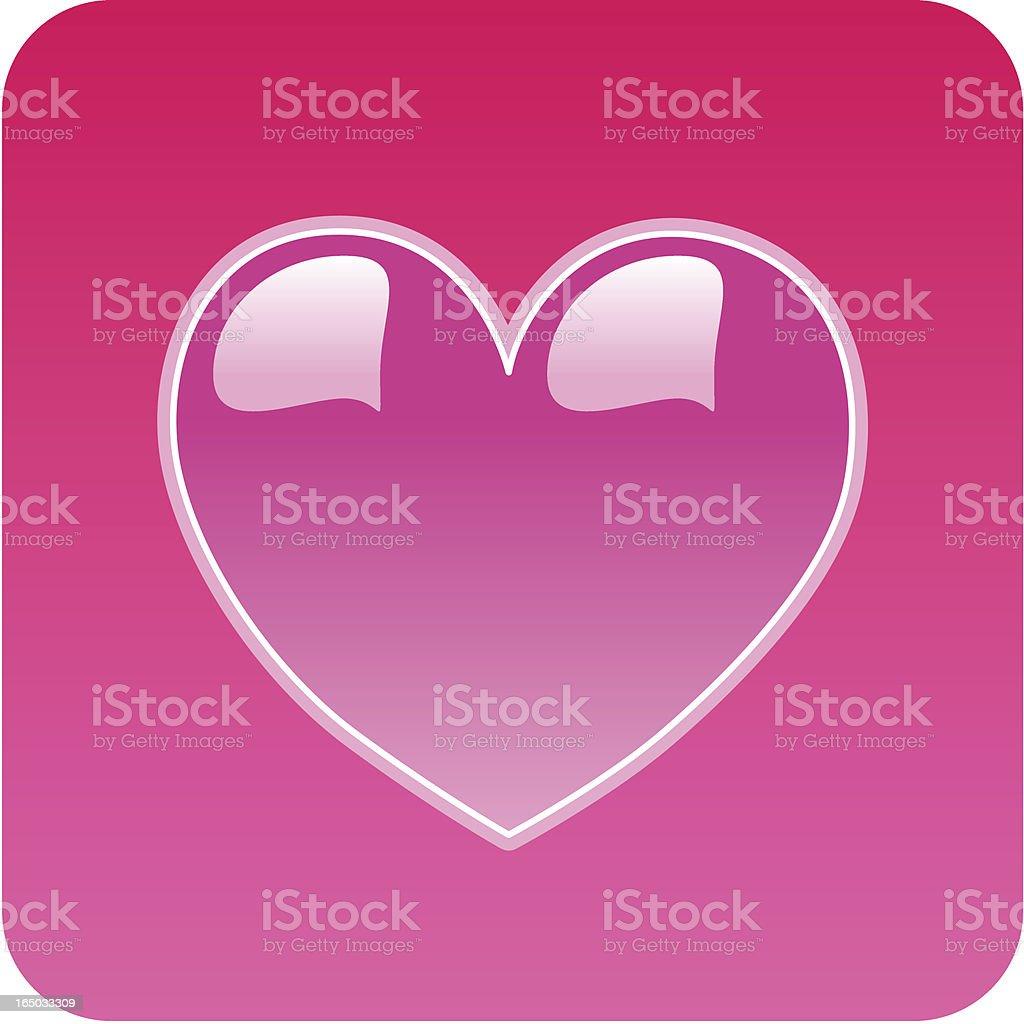 Heart royalty-free stock vector art