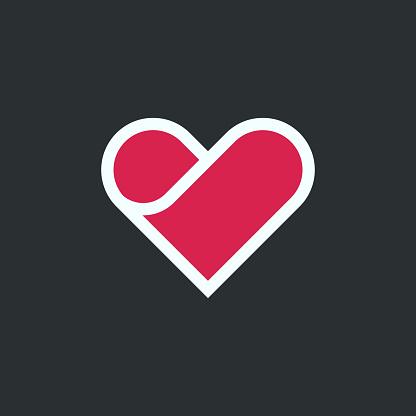 icônes de datation en ligne