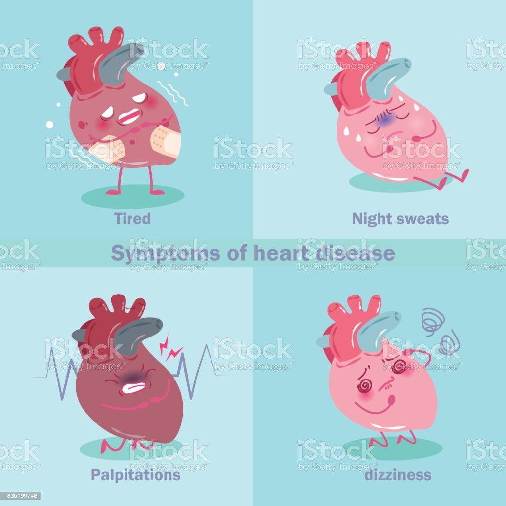 Herzens Mit Gesundheitskonzept Stock Vektor Art und mehr Bilder von ...