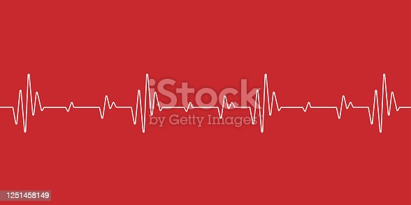 istock heartbeat health care and science icon medical innovation concept background vector design. 1251458149
