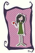Heartbroken Emo Girl