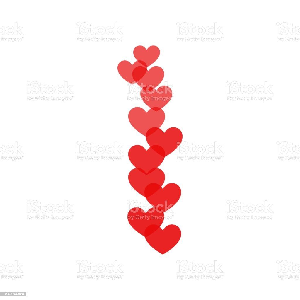 Herzsymbol Rote Vektor Icon Einfaches Element Abbildung Herzen Rot Symbol Design Für Web Und Mobil Einsetzbar Stock Vektor Art Und Mehr Bilder Von Abstrakt Istock