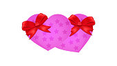 Hearts icon valentine special