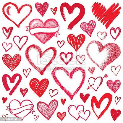 istock Hearts 1205349514
