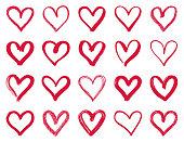 istock Hearts 1264216240