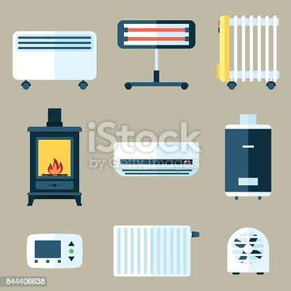istock Heating appliances 844406638