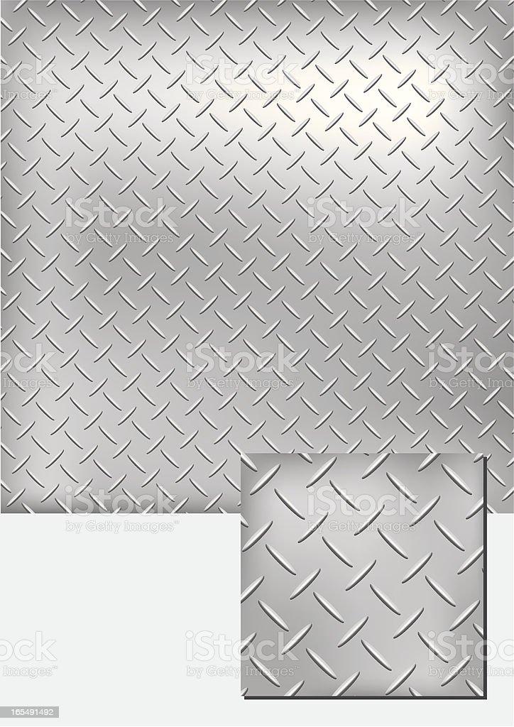 heavy Clean metal royalty-free stock vector art