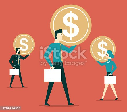 istock Heavy Costs 1264414357