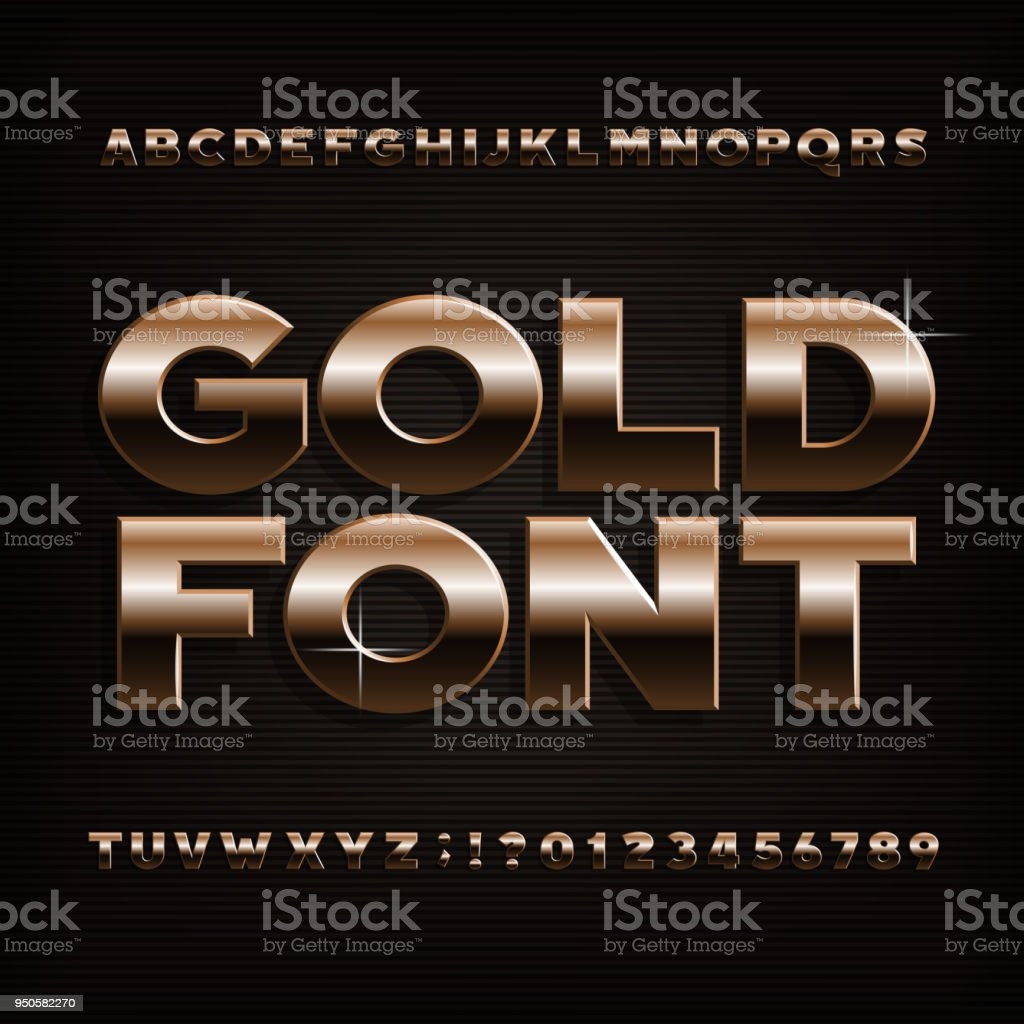 Heavy Metal Alphabet Font Bold Chrome Effect Letters Numbers And