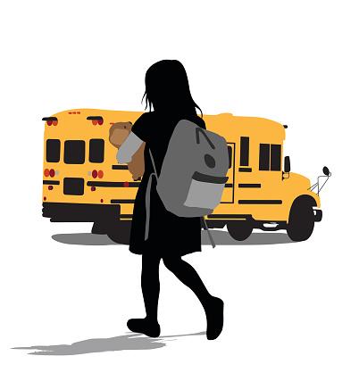 Heavy School Backpack