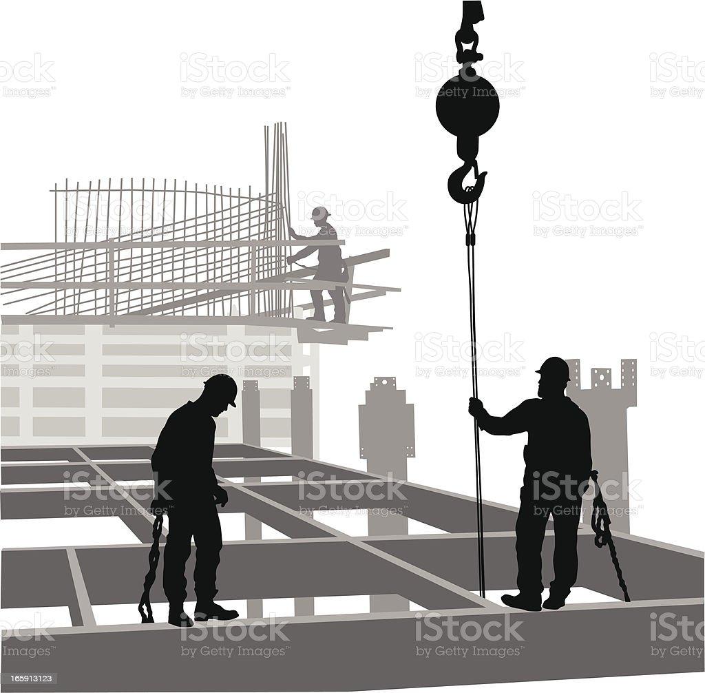 Heights - ilustración de arte vectorial