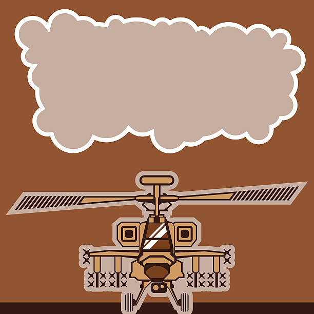 Best Attack Helicopter Illustrations, Royalty-Free Vector Graphics
