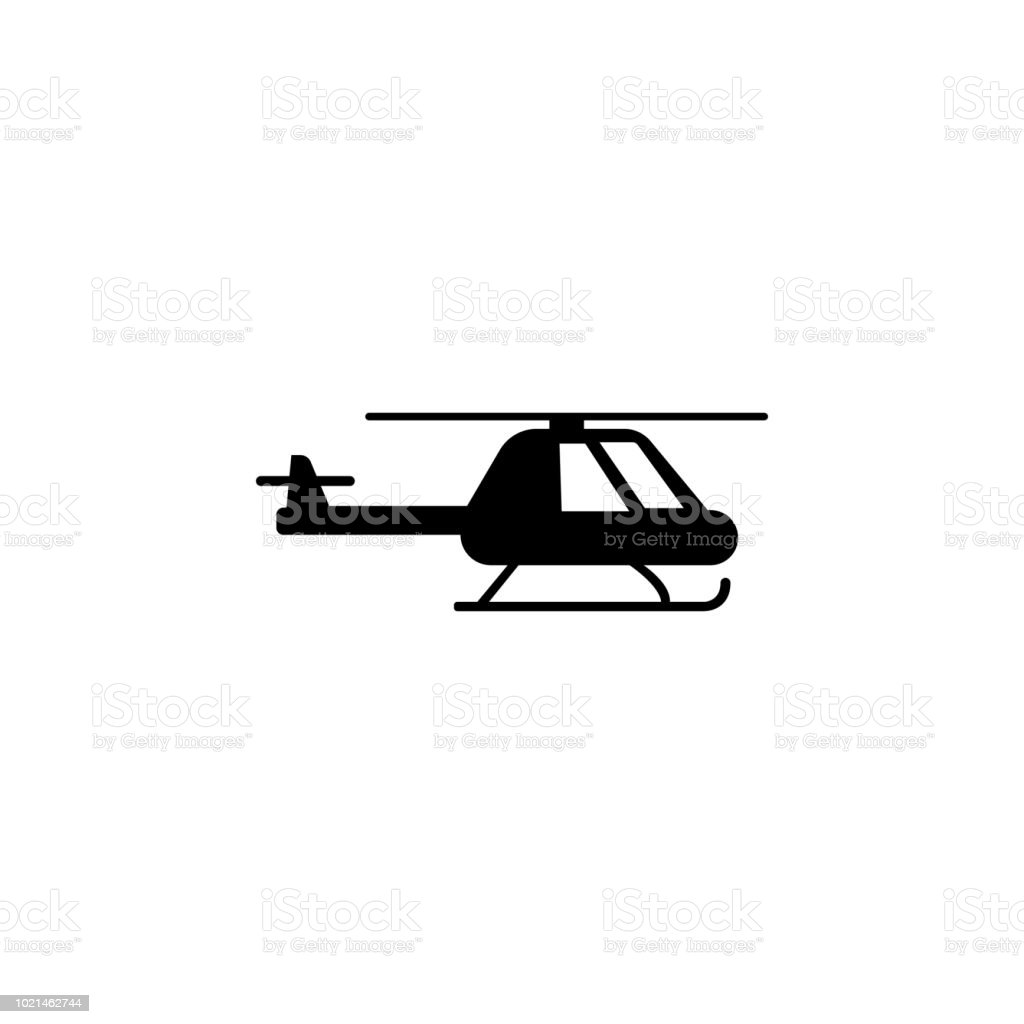 Helicopter Icon Element Of Simple Icon For Websites Web Design ...