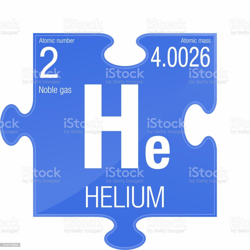 Helium symbol element number 2 of the periodic table of the elements helium symbol element number 2 of the periodic table of the elements chemistry royalty urtaz Choice Image