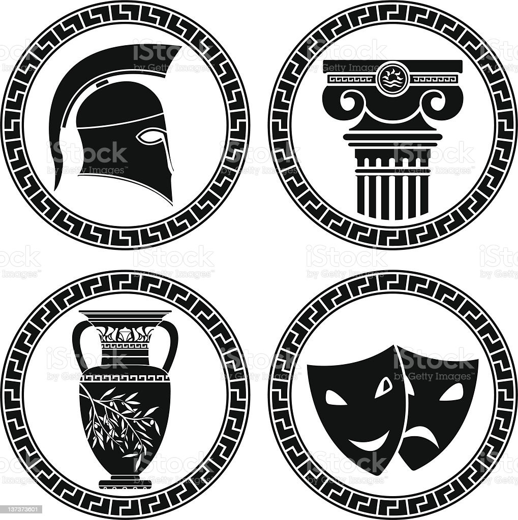 hellenic buttons royalty-free hellenic buttons stock vector art & more images of ancient