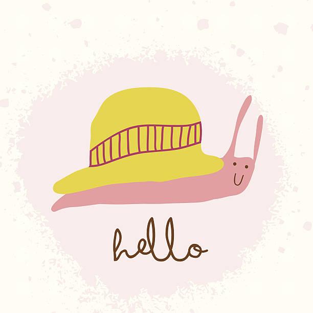 hallo-karte - pastellhosen stock-grafiken, -clipart, -cartoons und -symbole