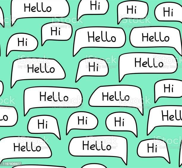 を 英語 で こんにちは