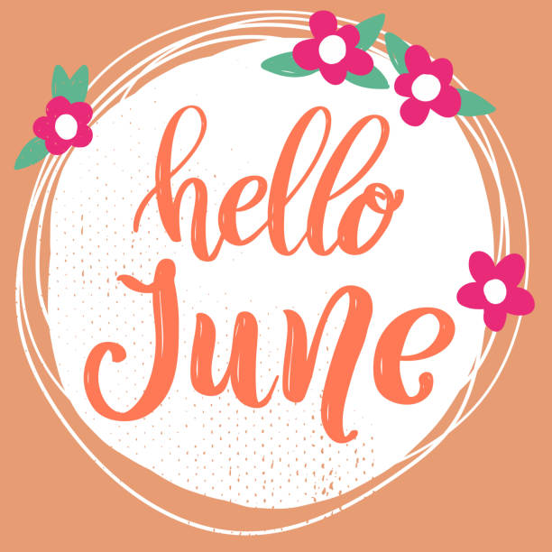 June Illustrations, Royalty-Free Vector Graphics & Clip ...