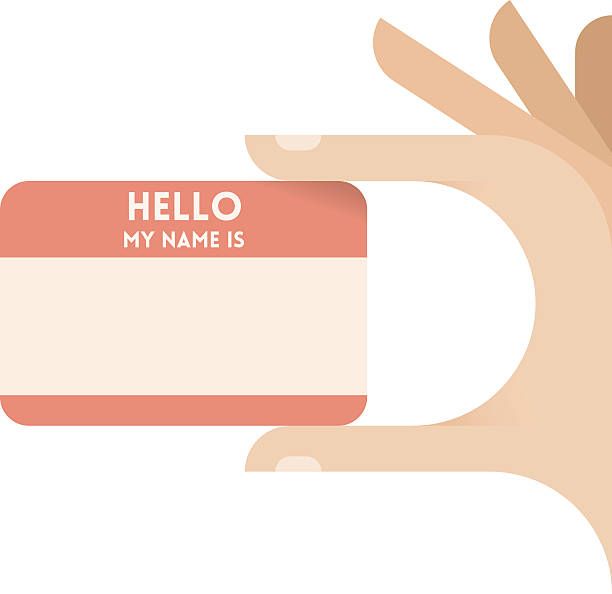 Royalty Free Hand Holding Card On White Clip Art, Vector ...