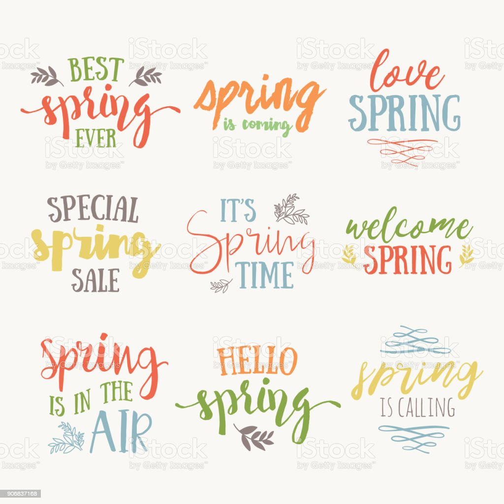love and spring quotes